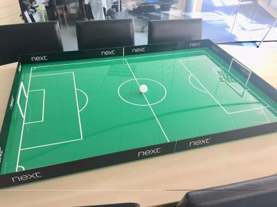 Let us Help You Score Success With Our Bespoke Display Service
